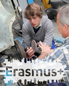 Erasmus+ funding for vocational education and training